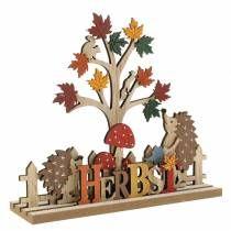 Dekorativa föremål för hösten