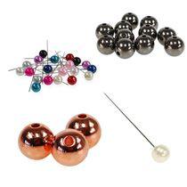 Dekorativa stift och dekorativa pärlor