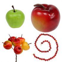 Konstgjort äpple