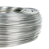 Aluminiumtråd 1,5 mm 1 kg silver