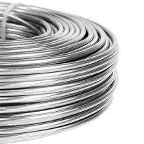 Aluminiumtråd 3mm 1kg silver