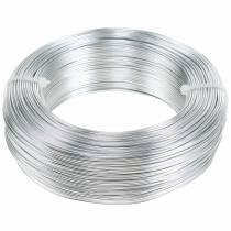 Aluminiumtråd Ø1,0 mm silver 250g 120m