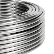 Aluminiumtråd 5mm 1kg silver