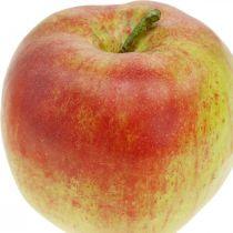 Konstgjord äpple, dekorativ frukt Ø8cm 4st