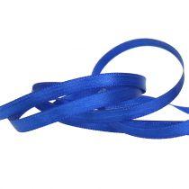 Dekorationsband blå 6mm 50m