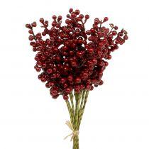 Berry pick röd 23 cm 12st