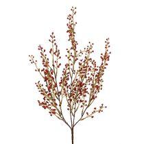 Konstgjord röd bärgren 48cm 1p