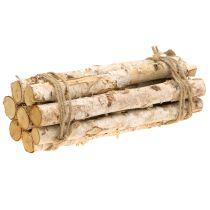 Björkgrenar buntade naturliga 30cm 8st