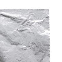 Plåtplåt silver 100st