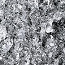 Bladmetallflingor silver 15g