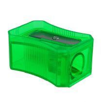 Blyertspetsare grön 6cm