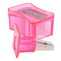 Blyertspetsare rosa 6cm