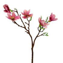 Magnolia mini pink, pink L53cm 3st