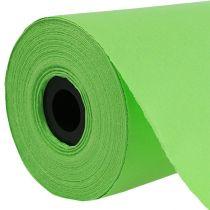 Manschettpapper kan vara grönt 37,5 cm 100 m