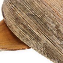 Kokosnötskal kokosnötblad naturligt 25st