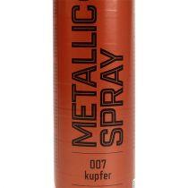 Färgspray metallisk koppar 400 ml