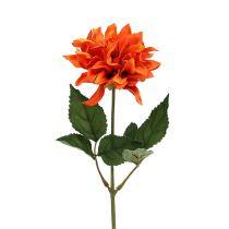 Dahlia Orange 28cm 4st