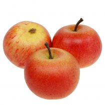 Dekorativa äpplen Cox 6cm 6st