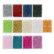 Dekorativa pärlor Ø8mm 250st
