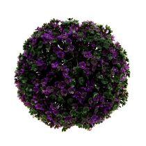 Dekorativ bolllila från blommor Ø18cm 1p