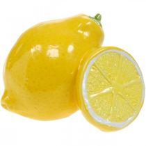 Deko citron keramik sommar dekoration bordsdekoration 11cm