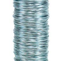 Dekorativ lacktråd Ø0.30mm 30g / 50m isblå