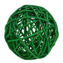 Sortera bollar Grön 7cm 18p