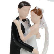 Dekorativt bröllopspar 10,5 cm
