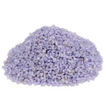 Dekorativa granuler lila 2mm - 3mm 2kg