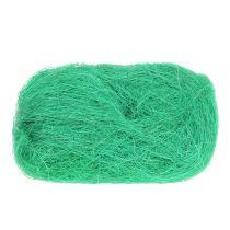 Sisal grön 50g