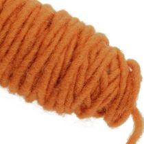Wicktråd 55m orange