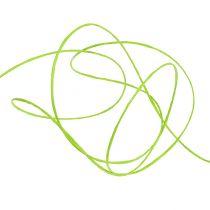 Tråd insvept i 50 m äppelgrön