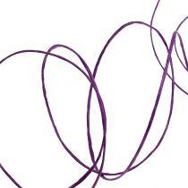 Tråd insvept i 50 m lila