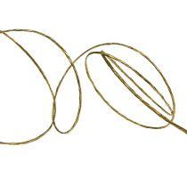 Tråd insvept runt 50 meter guld