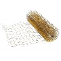 Trådnät guld 35cm 5m