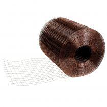 Trådnät kopparpläterad 35 cm 100m