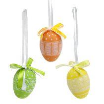 Ägg för hängande plast 5cm 27st