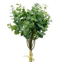 Eukalyptusgren konstgjord grön 37cm 6st