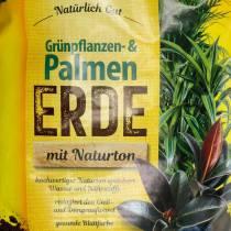 FRUX grön växt och palmjord 18l