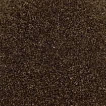 Färg sand 0,5 mm brun 2 kg