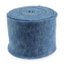 Filtband blå 15cm 5m
