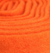Filtband orange 7,5 cm 5m