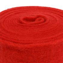 Filtband 15cm x 5m röd