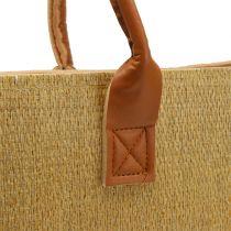Filt väska bastoptik 50 cm x 25 cm x 25 cm