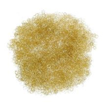 Flower Hair Tinsel Gold 200g ängelhår