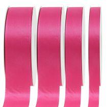 Present- och dekorationband 50m rosa