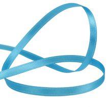Presentband ljusblått 6mm 50m