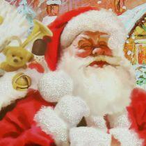 Presentpåse jultomten 24cm x 18cm x 8cm
