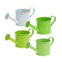 Vattenburk grön blandning Ø7.5cm H7.5cm 8st