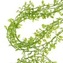 Växtkrans med bär grön L122cm